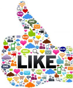 "A ""Like"" Thumbs Up for Social Media"
